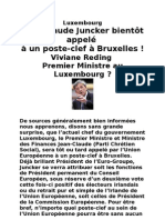 Luxembourg Juncker - Reding
