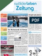 Westerwälder-Leben / KW 01 / 08.01.2010 / Die Zeitung als E-Paper