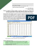 Roteiro Para Análise de Dados Ausentes e Casos Extremos