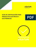 Guía Para La Certificación