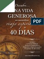 Descubre Una Vida Generosa en 40 Dias.pdf
