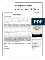 Discover the Love of Christfeb18.Publication1