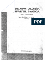 Psicopatología Infantil Básica Capítulo 1 pp21-29