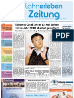 RheinLahn-Erleben / KW 03 / 22.01.2010 / Die Zeitung als E-Paper