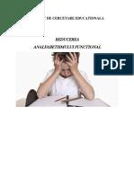 Proiect Cercetare Educationala