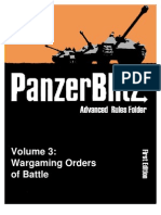 The Advanced Panzer Blitz to&E Book Version 10