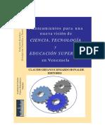 CIENCIA, TECNOLOGÍA y EDUCACIÓN SUPERIOR en Venezuela