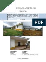 Estudio de Impacto Ambiental P.S.