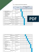 Cronograma 3 Generales de La Practica Administrativa