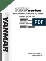 TNV Electronic Control Yanmar
