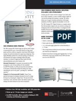 Xerox 8825ds Brochure