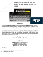 BurnerMAX Payload Tool v0