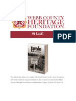 Heritage Foundation Announces New Pictorial History of Laredo Publication.pdf