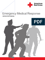 Emergency Medical Response Instructor's Manual