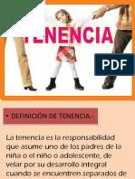 diapositivas tenencia