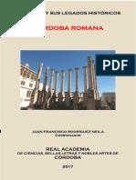 Historia de La Cordoba Romana