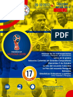 Revista Digital Colombia Rumbo a Rusia 2018