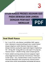 Studi Kasus 3 Lansia Dan PTM
