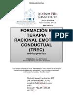 Formacion en TREC