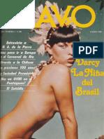 Revista Bravo 1 (Enero 1980)