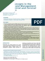 Cancer de Cervix y Endometrio