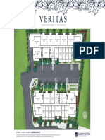 Veritas Condominiums Site Plan Render