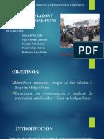 Heladas y Friajes en Puno-Melgar