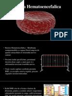 Bariera Hematoencefalica