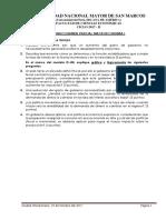 FCE Macroeconomía I 2 Ex. Parcial 2017 II
