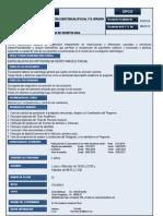 Especialidad en Ortodoncia y Ortopedia Dentomaxilofacial