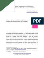 Cartografía de La Imaginación Tecnológica.