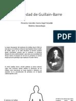 Enfermedad de Guillain-Barre
