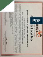 Certificado Imisi Mt