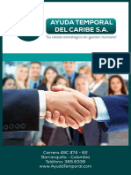 Brochure Ayuda Temporal Del Caribe