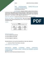 Impuestos Estatales Guerrero