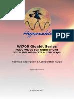 Manuel Wi700-FODU TD en Interfaces E1 & Asi-V 3
