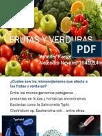 Frutas y Verduras - Yr