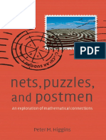 Nets Puzzles and Postmen an Exploration of Mathematical Connections