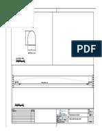 Pebe-tu-01 - Perfil e Seção Túnel Adutor