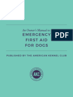 eBook PetFirstAid