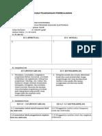 Rencana Pelaksanaan Pembelajaran Gambar Teknik