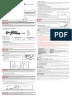 Crosman TR77 Manual en ES-min