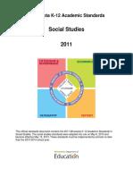 minnesota social studies standards