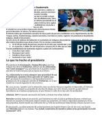 Tasa de Analfabetismo en Guatemala