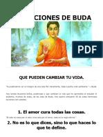25 Lecciones de Buda Que Pueden Cambiar Tu Vida
