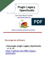 OpenStudio Legacy