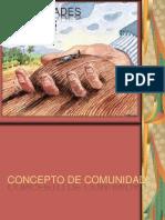 Comunidades Agrarias