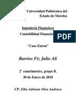 Ensayo - Caso Enron