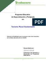 Maestría Eco-Turismo EDUCERE
