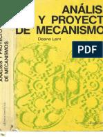 Analisis y Proyecto de Mecanismos2